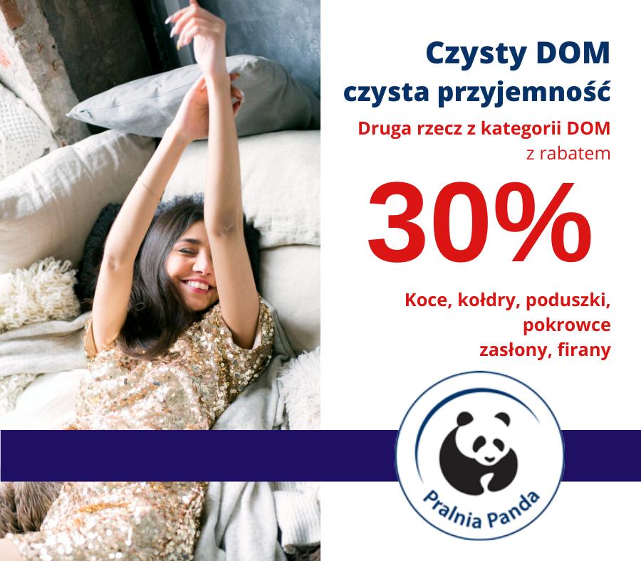 Pralnia Panda Panorama Poznań